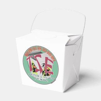 TSEはスタイルのギフト用の箱を取ります フェイバーボックス