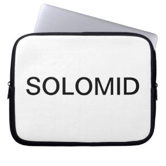 TSMのチームSOLOMIDラップトップの箱の袖 ラップトップスリーブ