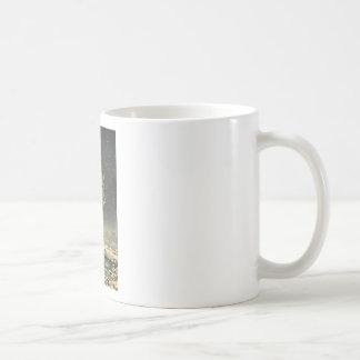 Tsuchiya Koitsuの土屋光逸のSumidagawaの森林東京 コーヒーマグカップ