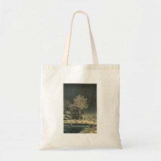 Tsuchiya Koitsuの土屋光逸のSumidagawaの森林東京 トートバッグ