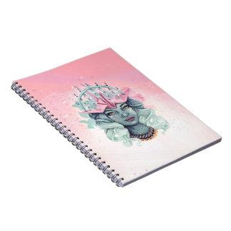 Tsuru Origamiの女の子 ノートブック