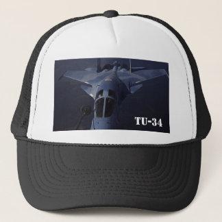 TU-34 キャップ