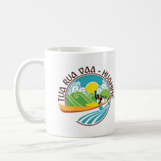 Tua Ruaのマグ#1 コーヒーマグカップ
