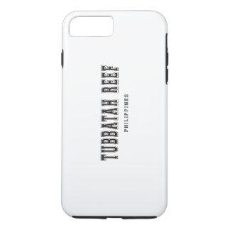 Tubbatah礁フィリピン iPhone 8 Plus/7 Plusケース