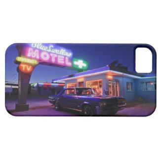 Tucumcari、ニューメキシコ、米国。 ルート66 2 iPhone SE/5/5s ケース