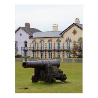 Tudorのばら色の大砲 ポストカード