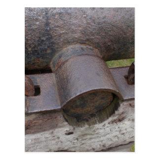 Tudorの大砲の詳細 ポストカード