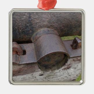 Tudorの大砲の詳細 メタルオーナメント
