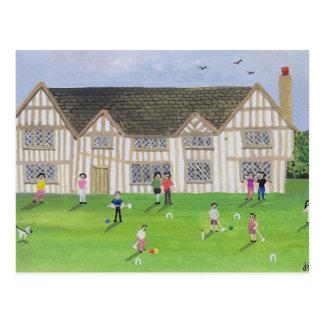 Tudorの家1995年 ポストカード