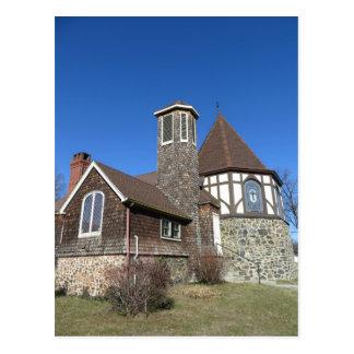 Tudorスタイル教会 ポストカード