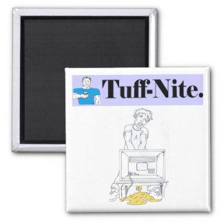 tuffzazzle、新しいイメージ マグネット