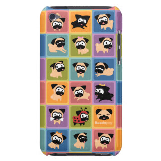 Tugg色のブロックのiPodの穹窖の箱 Case-Mate iPod Touch ケース