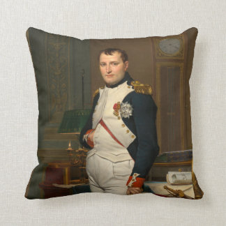 Tuileriesの彼の勉強の皇帝ナポレオン クッション