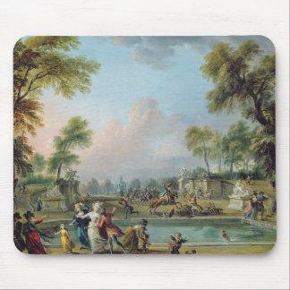 TuileriesのLambescの王子の充満 マウスパッド