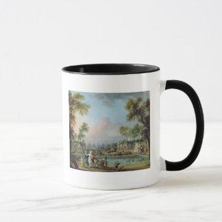 TuileriesのLambescの王子の充満 マグカップ