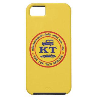 Tuk Tukのタクシーサービス印、タイ iPhone SE/5/5s ケース