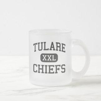 Tulare -責任者-高Tulareサウスダコタ フロストグラスマグカップ
