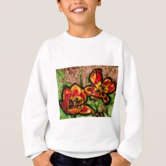 Tulipaのデュオのスケッチ スウェットシャツ