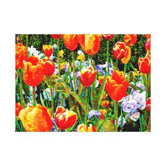 Tulips キャンバスプリント