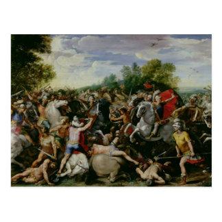 Tullus Hostiliusの勝利 ポストカード