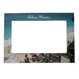 Tulumのビーチの磁石の額縁 マグネットフレーム
