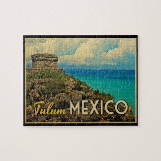 Tulumメキシコ ジグソーパズル