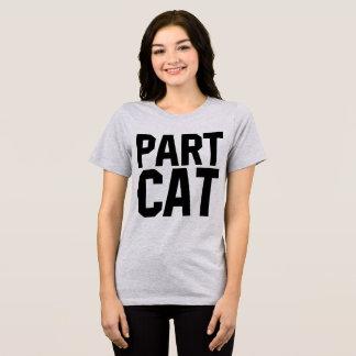 TumblrのTシャツの部品猫 Tシャツ