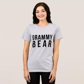 TumblrのTシャツのGrammyくま Tシャツ