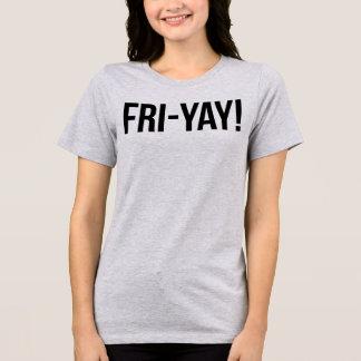 TumblrのTシャツ金曜日Yay Tシャツ