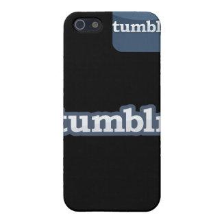 Tumblr Iの電話箱 iPhone 5 Cover
