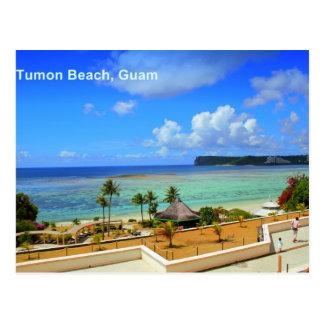 Tumon湾、グアム ポストカード
