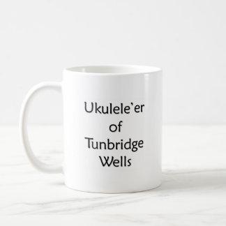 Tunbridgeの井戸のUkulele'r コーヒーマグカップ