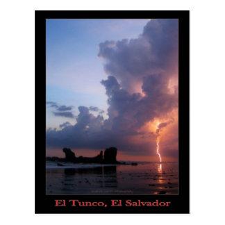 Tuncoの郵便はがき-時美しいの打撃 ポストカード