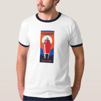 Tungsramの信号器 Tシャツ