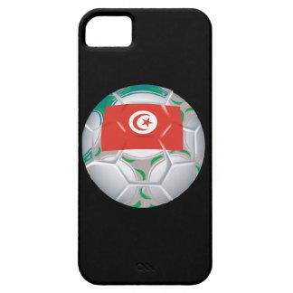 Tunisanのサッカーボール iPhone SE/5/5s ケース