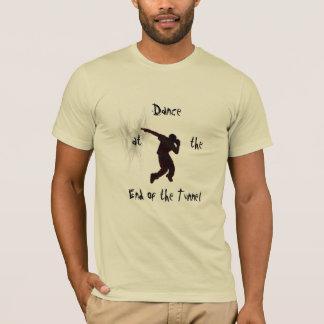 Tunnel®米国東部標準時刻の2011年のワイシャツの端に踊って下さい Tシャツ