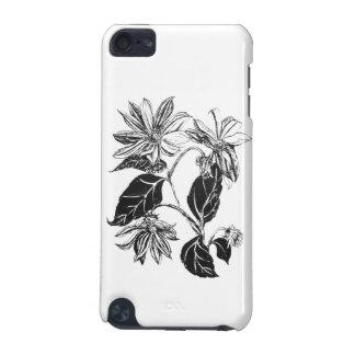 tupinamboの花のSpeckの場合 iPod Touch 5G ケース