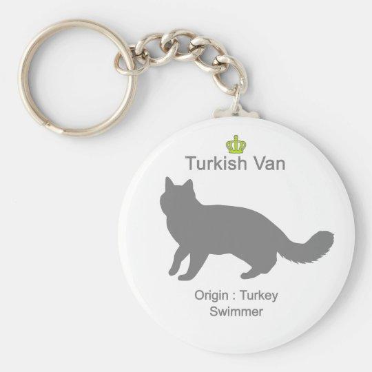 Turkish Van g5 キーホルダー