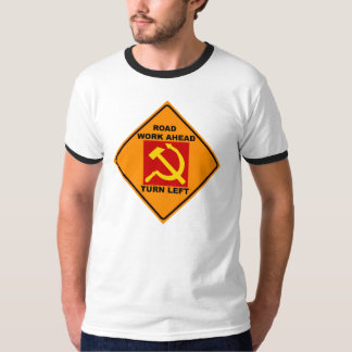 turn_left tシャツ