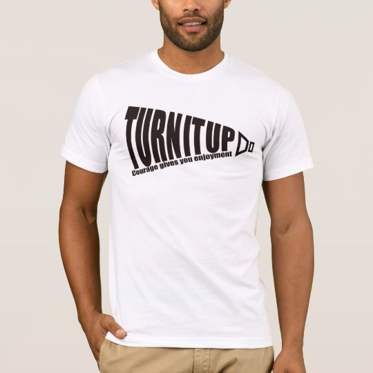 TURNITUP Tシャツ