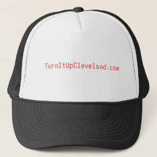 TurnItUpCleveland.com キャップ