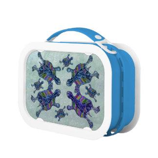 Turtlemania ランチボックス