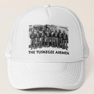 Tuskegeeのパイロット キャップ