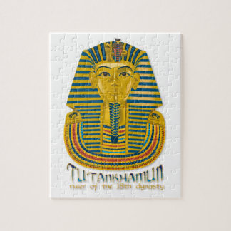 Tutankhamunのミイラ、Tutエジプトの古代王 ジグソーパズル