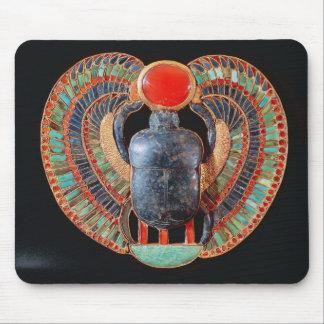 Tutankhamunの墓から、胸オオタマオシコガネ マウスパッド
