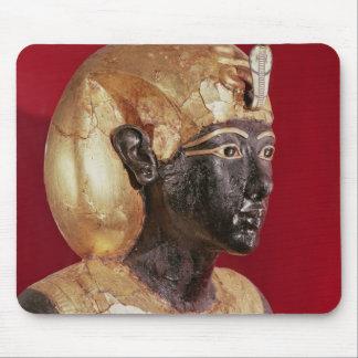 Tutankhamunの実物大の彫像 マウスパッド