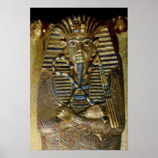 Tutankhamunの最も深い棺 ポスター