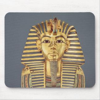 Tutankhamunの葬式のマスク マウスパッド