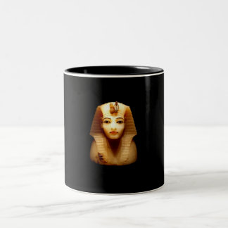 Tutankhamun ツートーンマグカップ