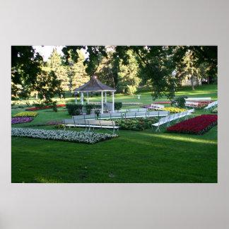 Tuthillの花園の白い望楼スーフォールズSD ポスター